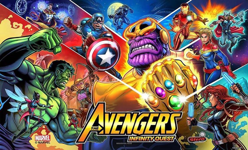 Avengers Infinity Quest